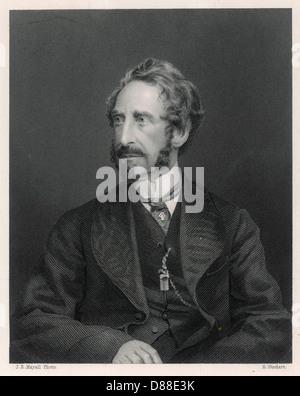 E Bulwer Lytton Mayall - Stock Photo