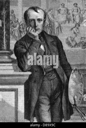 Hippolyte Delaroche 2 - Stock Photo