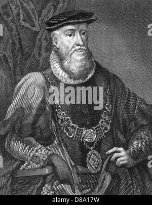 Sir Wolstan Dixie - Stock Photo