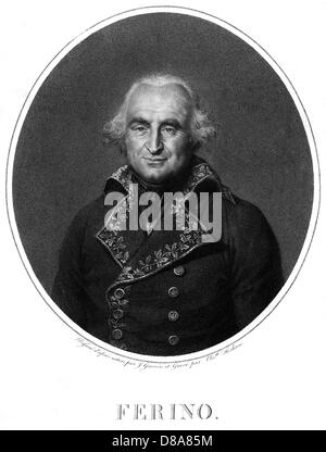 Comte Pierre Ferino - Stock Photo