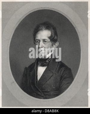 Thos. Hopkins Gallaudet - Stock Photo