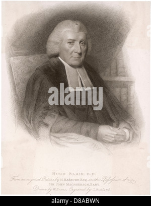 Hugh Blair 1 - Stock Photo
