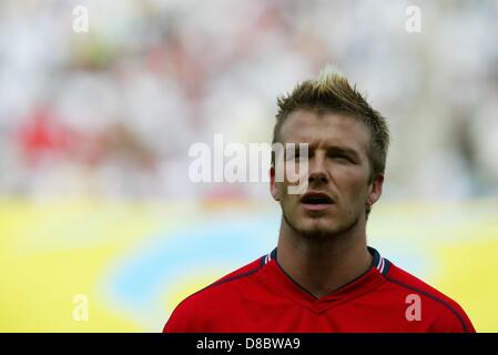 (FILE) David Beckham, 38, is due to retire at the end of the current football season after a glittering career. - Stock Photo