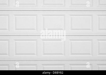 white garage door texture. White Garage Door Texture. - Stock Photo Texture