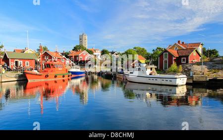 Island Öja,Stockholm archipelago, Sweden - Stock Photo