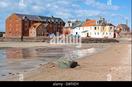 View of North Berwick East Lothian Scotland - Stock Photo