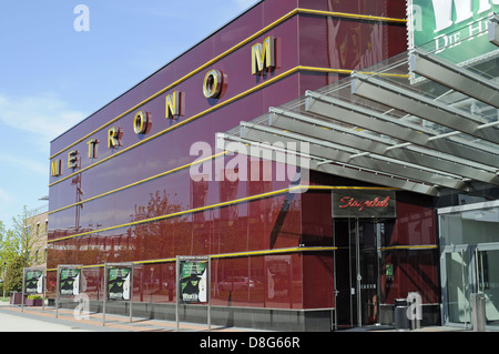 Metronom - Stock Photo
