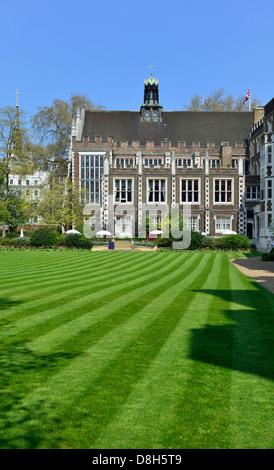 Middle Temple Hall, London, United Kingdom - Stock Photo
