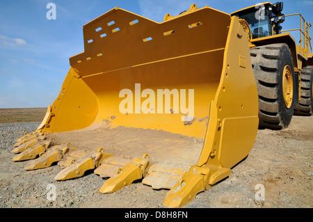 Wheel Loaders - Stock Photo
