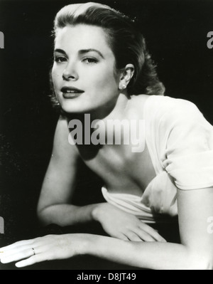 GRACE KELLY (1929-1982) US film actress about 1951 - Stock Photo