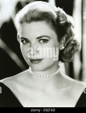 GRACE KELLY (1929-1982) US film actress about - Stock Photo