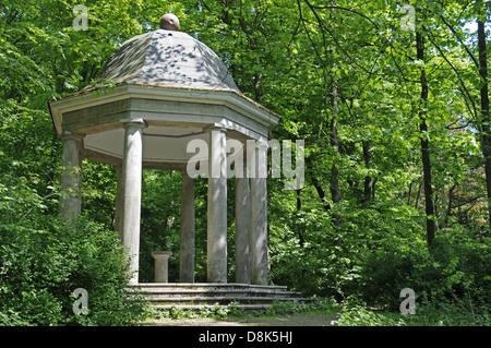 Haarmann Temple - Stock Photo