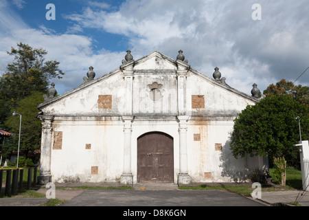 Iglesia de la Agonia, Liberia, Costa Rica - Stock Photo
