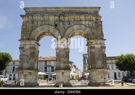 Arc de Germanicus - Stock Photo