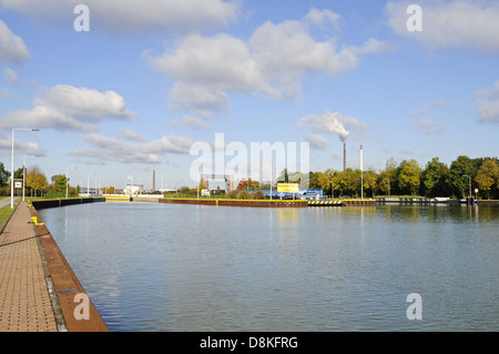 Ship Henrichenburg - Stock Photo