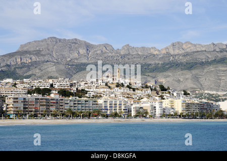 Altea - Stock Photo