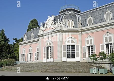Benrath Castle - Stock Photo