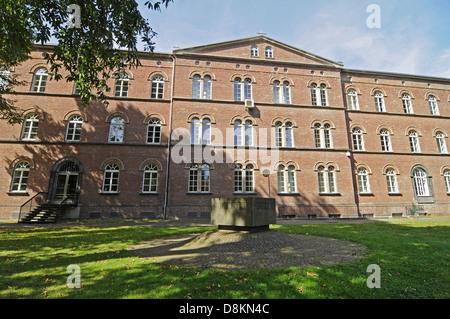 Ehemaliges Frauenhaus - Stock Photo