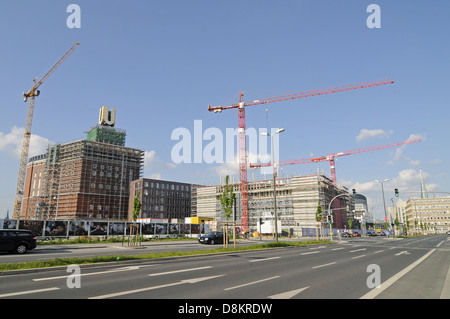 Dortmunder U - Stock Photo