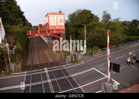 Station at Wylam