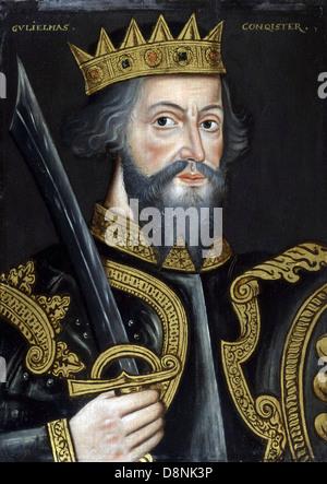 William the Conqueror - Stock Photo