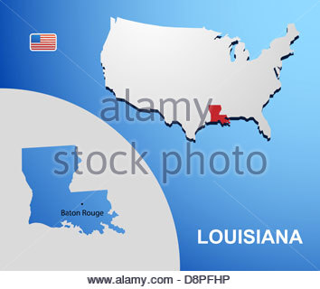 Texas Border Sign With Louisiana On Interstate Welcome To Texas - Louisiana on usa map