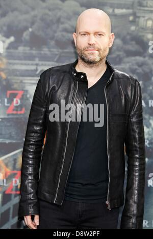 Berlin, Germany. 4th June 2013. MARC FORSTER.World War Z Germany premiere.Berlin, Germany.June 04, 2013.(Credit - Stock Photo