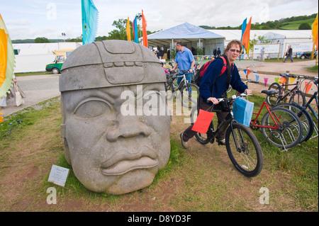 Hay on wye festival 2013