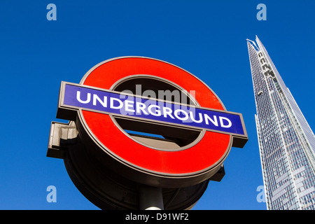 The Shard, London, United Kingdom - Stock Photo