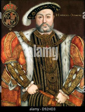 King Henry VIII - Stock Photo