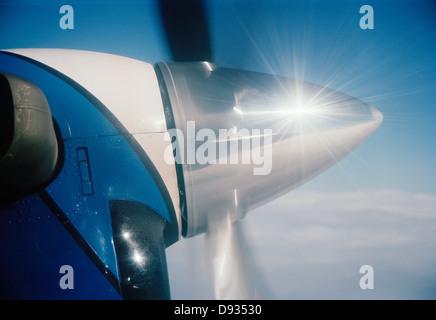 Shining airscrew, Sweden.
