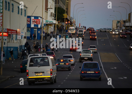 Street scenes in East London , Eastern Cape , South Africa Stock Photo