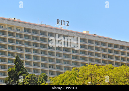 Ritz Four Seasons hotel Lisbon Portugal - Stock Photo