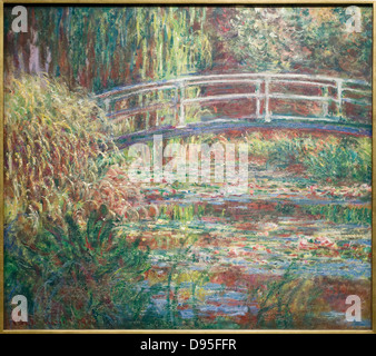 Where Was Le Bassin Aux Nymph Ef Bf Bdas Painted