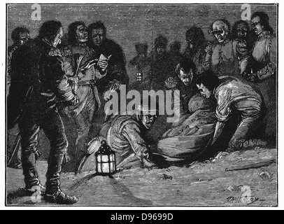 John Moore (1761-1809) Scottish-born British soldier: Lieut-General. Defeated Soult at Corunna (La Coruna) 16 January - Stock Photo