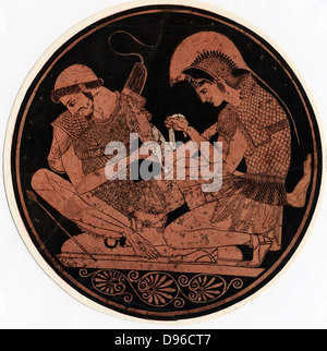 the tragedy of the trojans in homers the iliad Shifting sympathies in homer's iliad  the story shifts to hector and the trojans  such a loss of nobility is plenty of tragedy.