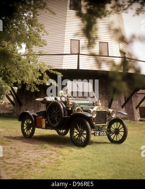 Ford Model 'T', 1910 - Stock Photo