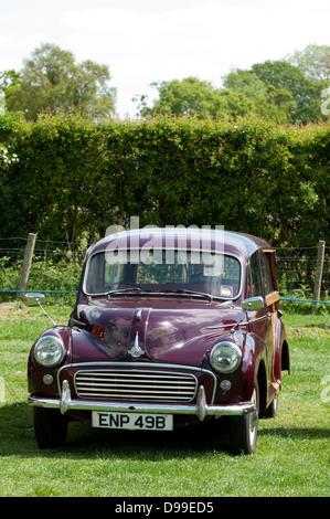 Morris Minor 1000 Traveller - Stock Photo