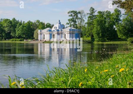 The Grotto pavilion, Pushkin, Tsarskoe selo (Tsar's ...