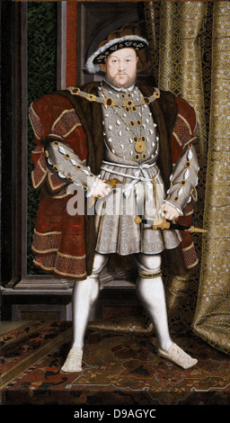 King Henry VIII - Stock Photo