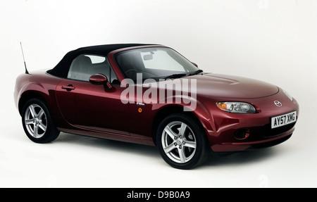 2007 Mazda MX5 - Stock Photo