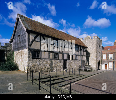 Tudor Merchants House - Stock Photo