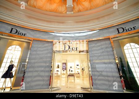 Boutique dior five star hotel casino wynn las vegas for Boutique hotel usa