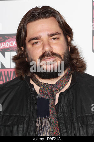 Guest Shockwaves NME Awards 2011 held at the O2 Academy Brixton - Arrivals London, England - 23.02.11 - Stock Photo