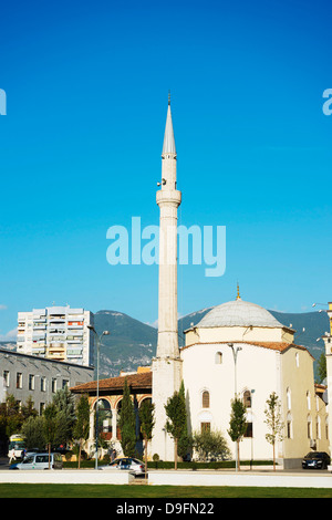 Mosque, Tirana, Albania - Stock Photo
