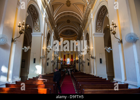 La Santa Catedral San Juan Bautista de Puerto Rico, West Indies, Caribbean
