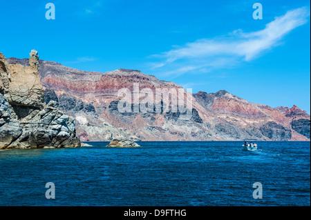 Isla Espiritu Santo, Baja California, Mexico - Stock Photo