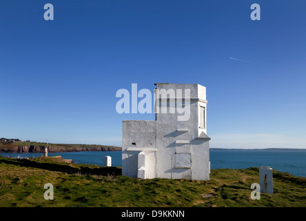 The Old Coastguard Station, Dunmore East Fishing Port, County Waterford, Ireland
