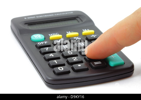 Calculations - Stock Photo