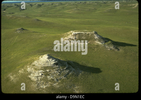 Agate Fossil Beds National Monument AGFO4395. - Stock Photo